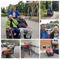 Riksapyörä Hyrylässä 31.8.2018