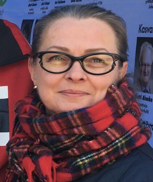 avatar Mari Korhonen